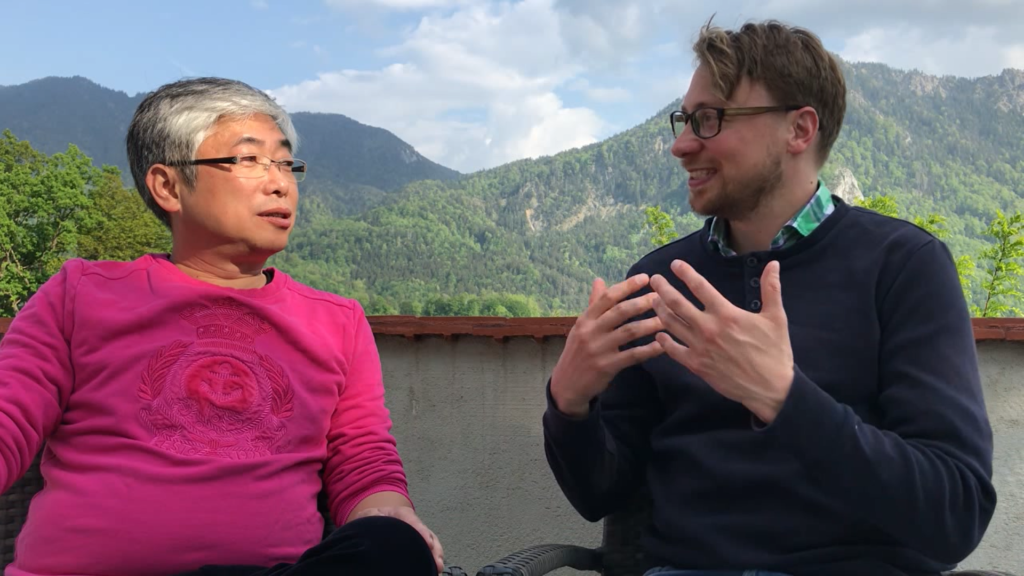 Interview on Systemic Work with Fung