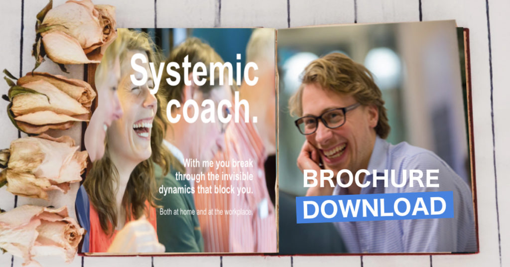 Brochure individual coaching trajectory with family constellations. Download here. Something for you?