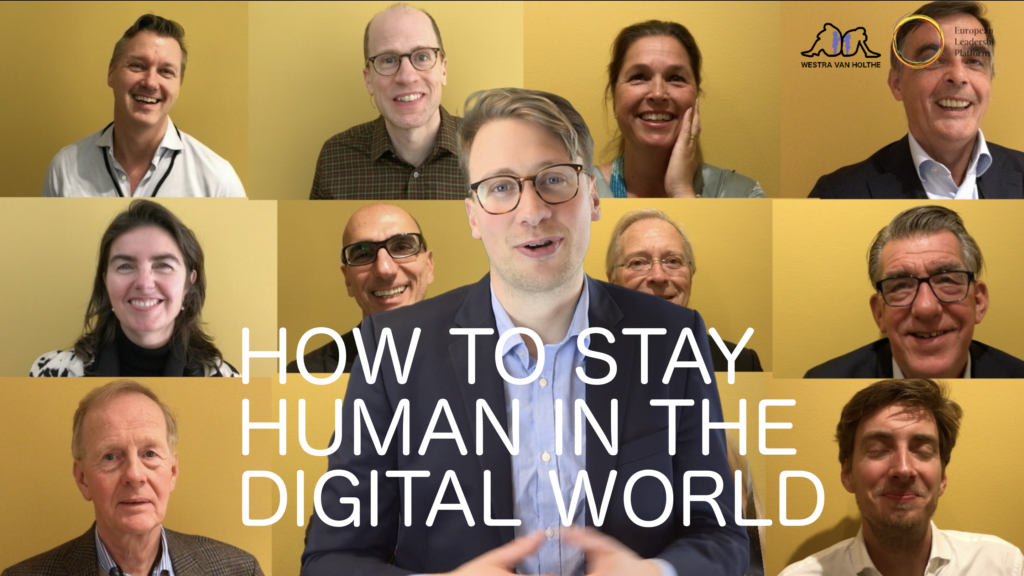 Video Release: Staying Human in the Digital World